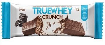 Imagem de True Whey Crunch -  Cookies And Cream 40g