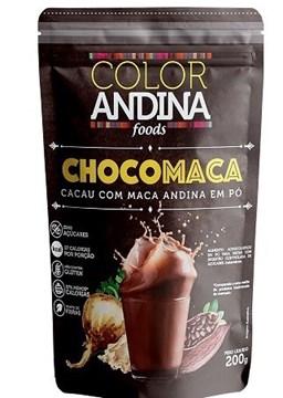 Imagem de Chocomaca - Color Andina 200g