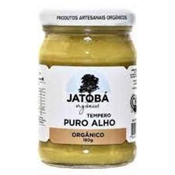 Imagem de Tempero puro alho orgânico 180g  - Jatobá